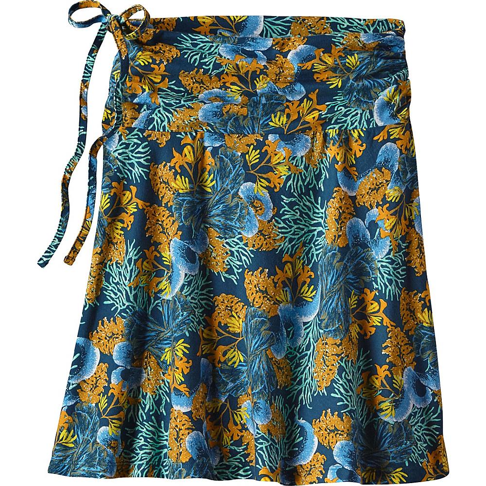Patagonia Womens Lithia Convertible Skirt XS - Reef Ruckus: Big Sur Blue - Patagonia Womens Apparel - Apparel & Footwear, Women's Apparel