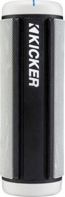 Kicker KPw2 Bluetooth Speaker White - Kicker Portable Entertainment