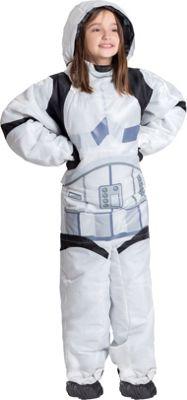 Selk'bag Kids Star Wars Wearable Sleeping Bag: Storm Trooper Storm Trooper - Large - Selk'bag Outdoor Accessories