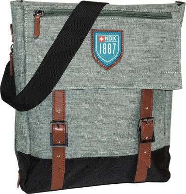 Nidecker Design Cosmopolitan Crossbody Lichen - Nidecker Design Business & Laptop Backpacks
