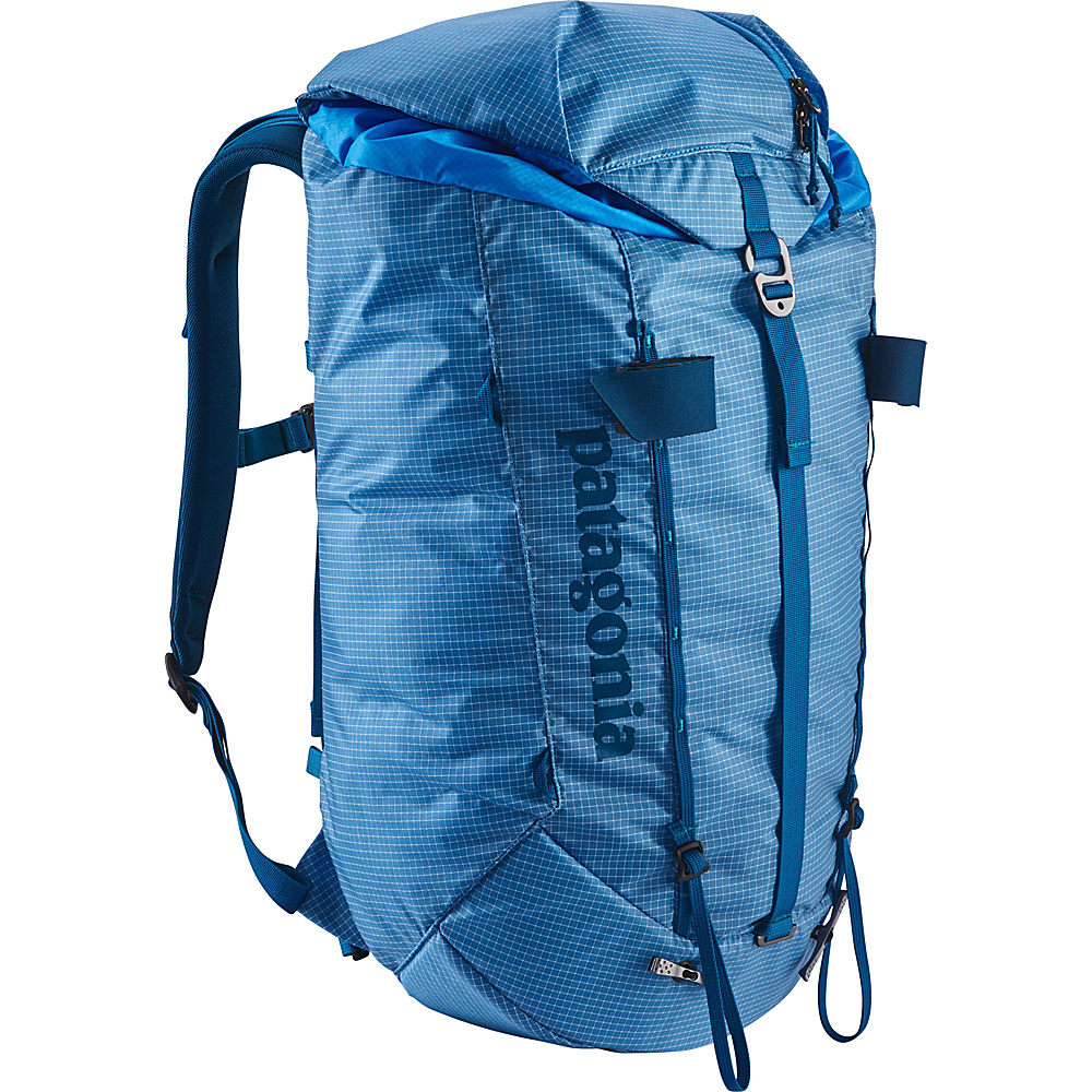 Patagonia Ascensionist 30L (L/XL) Radar Blue - Patagonia Day Hiking Backpacks - Outdoor, Day Hiking Backpacks