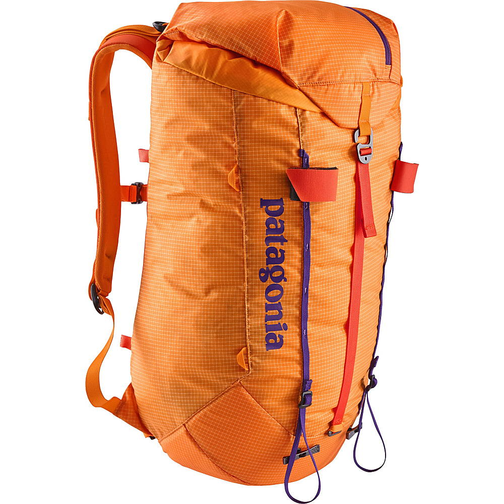 Patagonia Ascensionist 30L (L/XL) Sporty Orange - Patagonia Day Hiking Backpacks - Outdoor, Day Hiking Backpacks