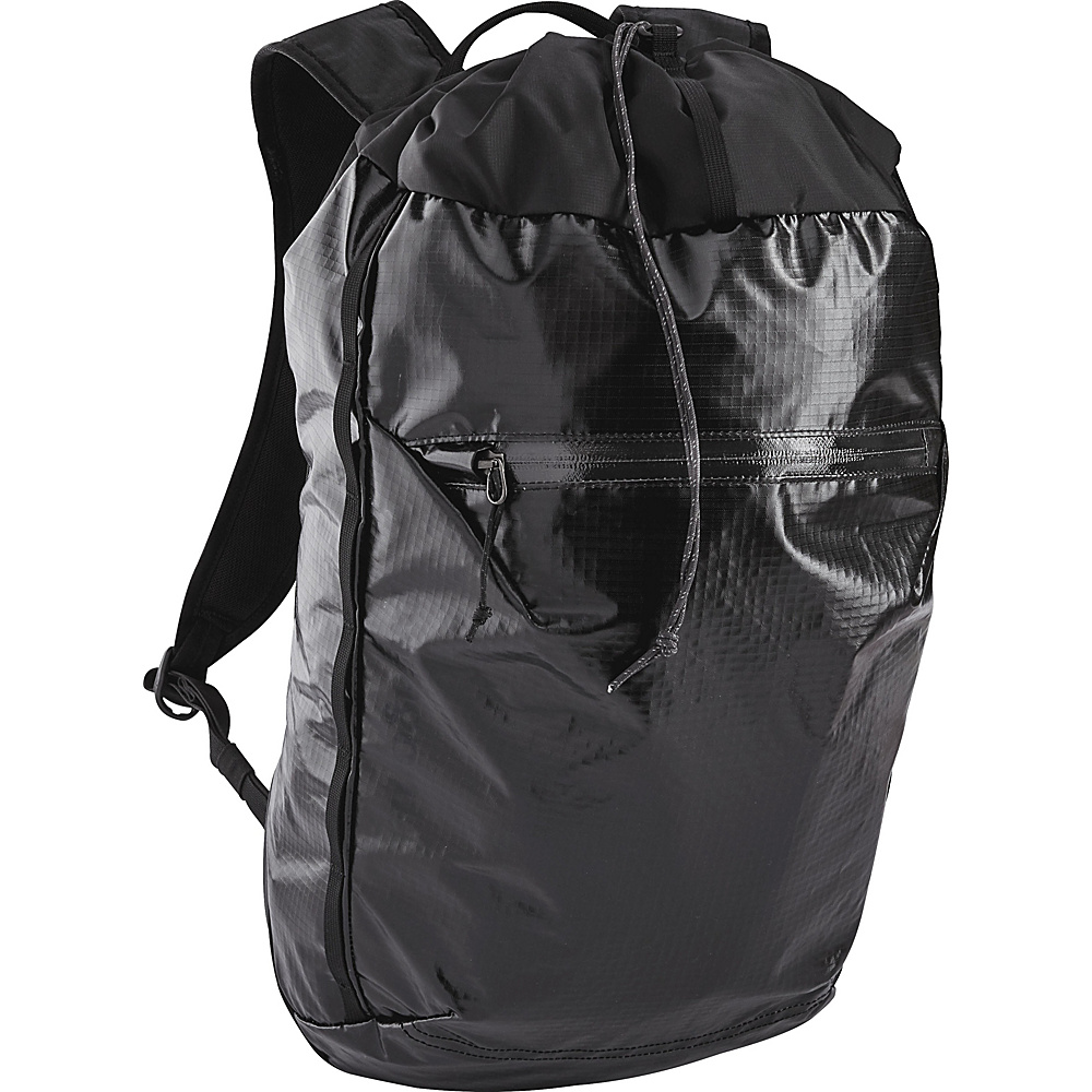 Patagonia Lightweight Black Hole Cinch Pack 20L Black - Patagonia Everyday Backpacks - Backpacks, Everyday Backpacks