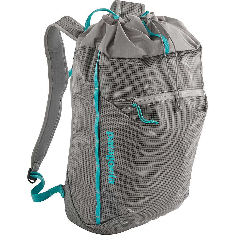 Patagonia Lightweight Black Hole Cinch Pack 20L Drifter Grey - Patagonia Everyday Backpacks - Backpacks, Everyday Backpacks