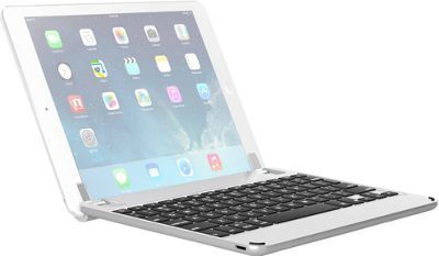 Brydge 9.7-inch Bluetooth Keyboard Case for iPad Air, Air 2, and iPad Pro 9.7-in Silver - Brydge Tablets