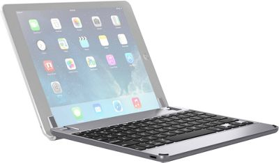 Brydge Brydge 9.7-inch Bluetooth Keyboard Case for iPad Air, Air 2, and iPad Pro 9.7-in Space Gray - Brydge Tablets