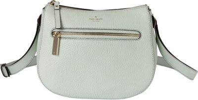 kate spade new york Hopkins Street Alannis Crossbody Mint Splash - kate spade new york Designer Handbags