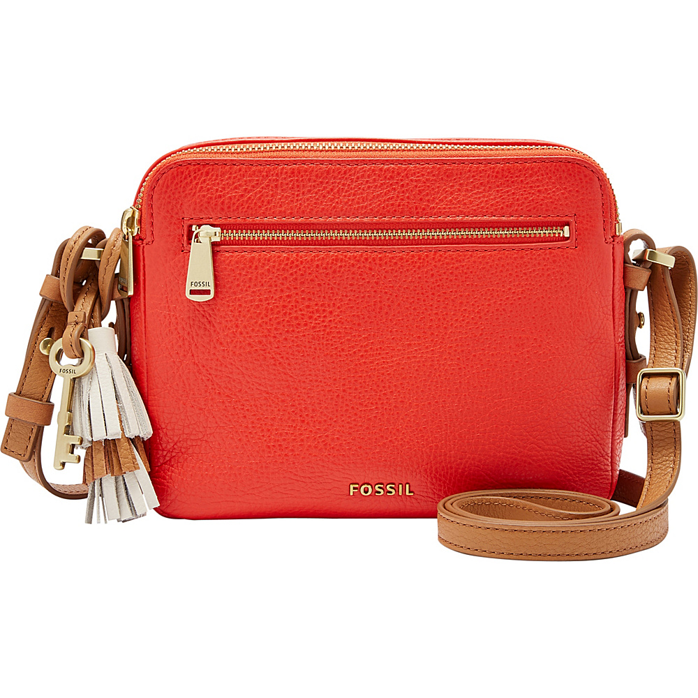 Fossil Piper Toaster Bag Chili Pepper - Fossil Leather Handbags - Handbags, Leather Handbags