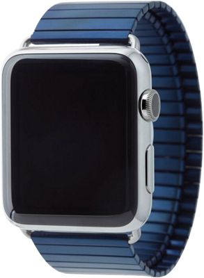 Rilee & Lo Watchband for the 42mm Apple Watch - M/L Navy - Rilee & Lo Wearable Technology