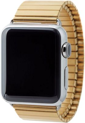 Rilee & Lo Watchband for the 42mm Apple Watch - M/L Yellow Gold - Rilee & Lo Wearable Technology