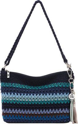 the sak casual classics 3 in 1 demi 8 colors shoulder bag