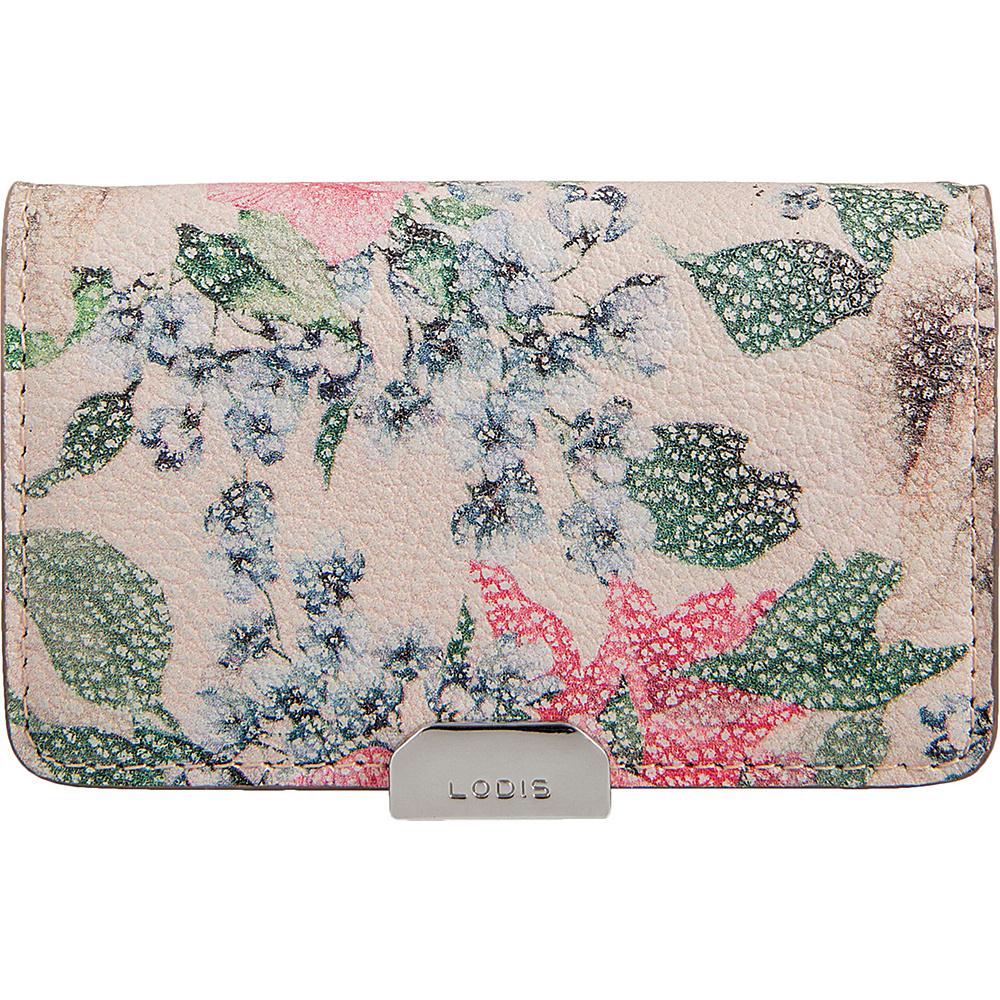 Lodis Bouquet Mini Card Case Multi - Lodis Womens Wallets - Women's SLG, Women's Wallets