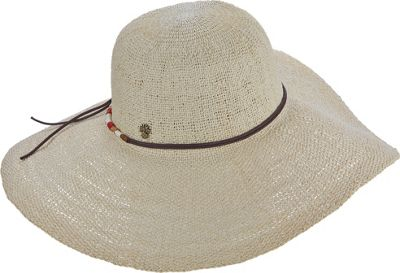 Tommy Bahama Headwear Bangkok Round Crown One Size - Natural - Tommy Bahama Headwear Hats