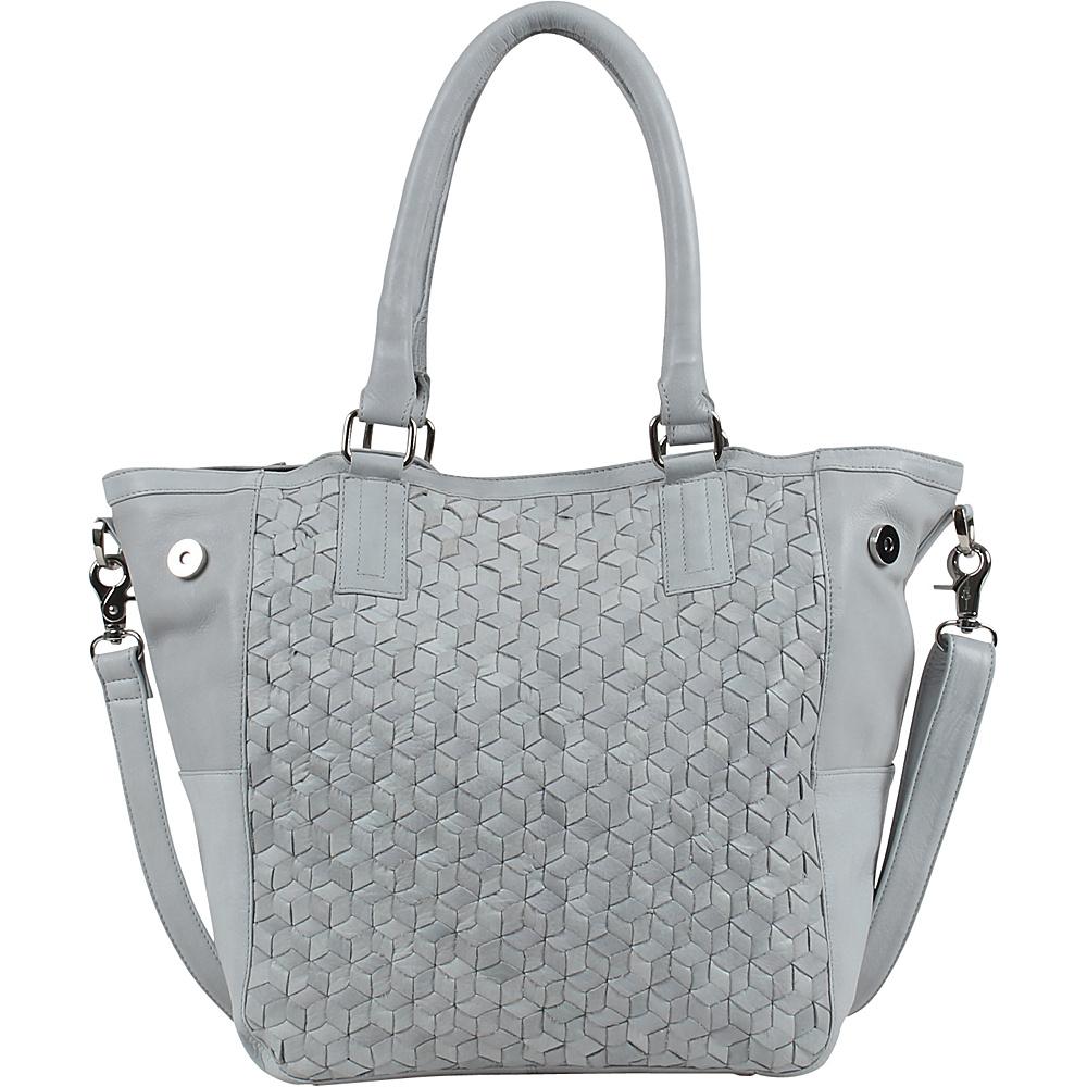 Day Mood Nova Tote Steel Day Mood Leather Handbags