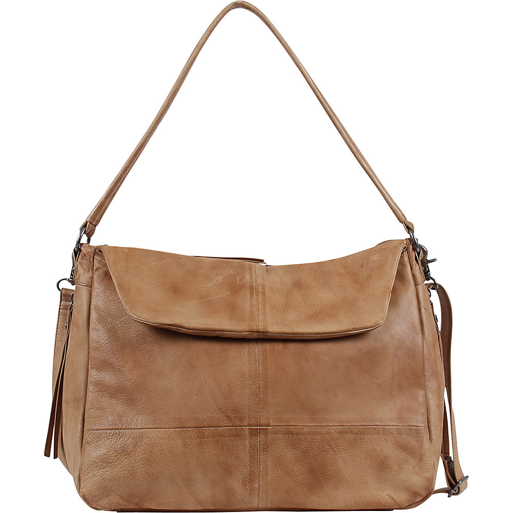 Day Mood Cecily Hobo Camel Day Mood Leather Handbags