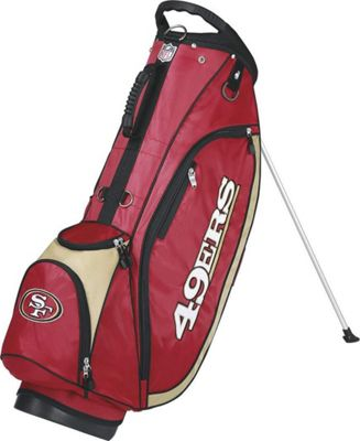 Wilson NFL Carry Bag San Francisco 49ers - Wilson Golf Bags