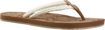 Sakroots Bailen Flip Flop Sandal 10 - Natural - Sakroots Women's Footwear