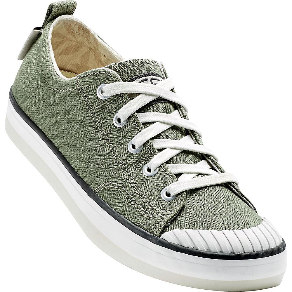 KEEN Womens Elsa Sneaker 8 - Deep Lichen - KEEN Womens Footwear - Apparel & Footwear, Women's Footwear