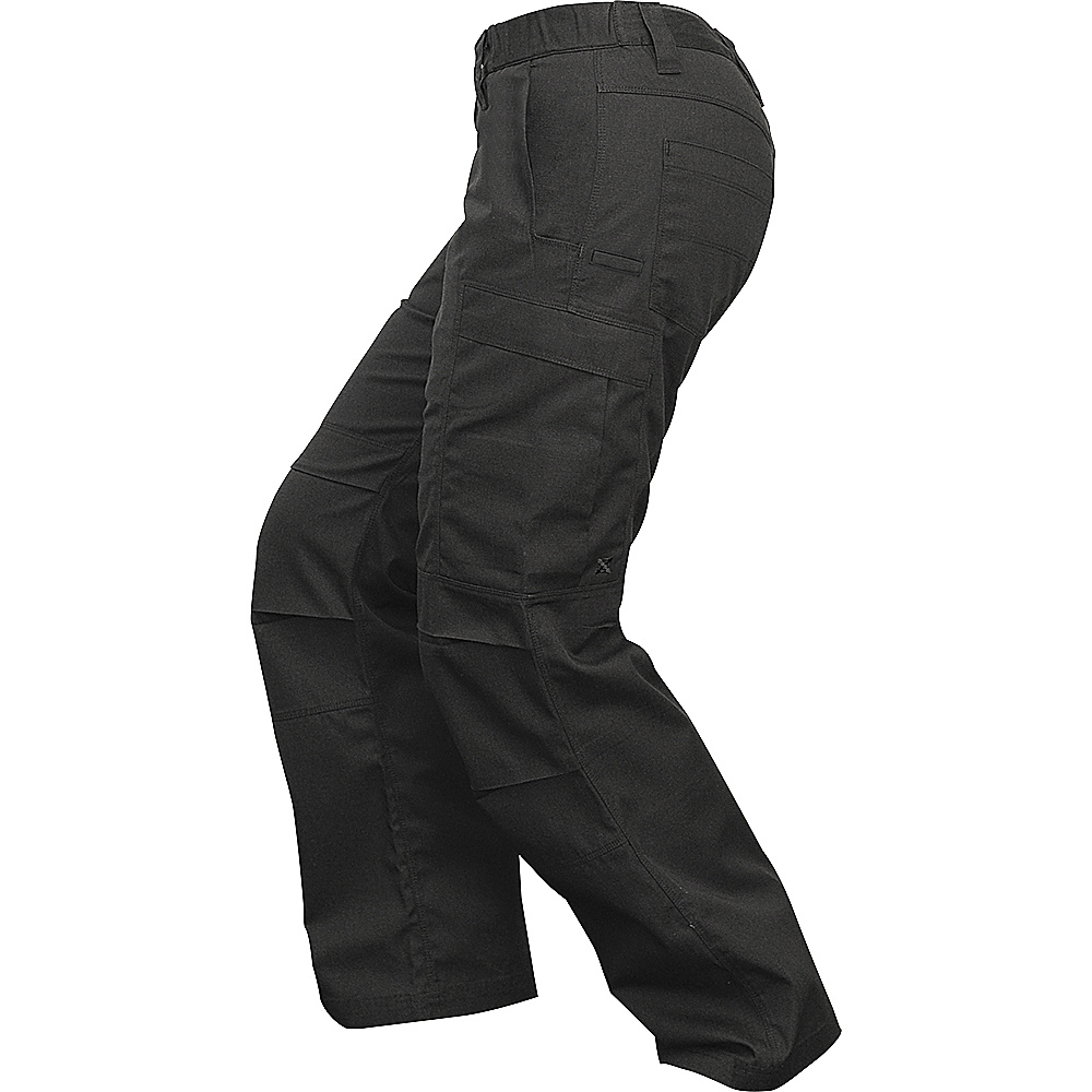 Vertx Womens Phantom LT 2.0 Pant 10 - 32in - Black - Vertx Womens Apparel - Apparel & Footwear, Women's Apparel