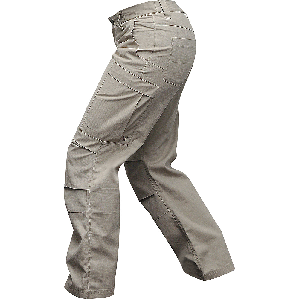 Vertx Womens Phantom LT 2.0 Pant 8 - 32in - Khaki - Vertx Womens Apparel - Apparel & Footwear, Women's Apparel