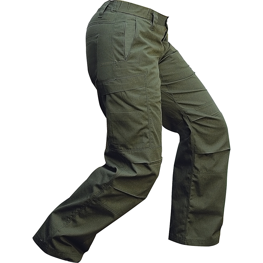 Vertx Womens Phantom LT 2.0 Pant 12 - 34in - Od Green - Vertx Womens Apparel - Apparel & Footwear, Women's Apparel