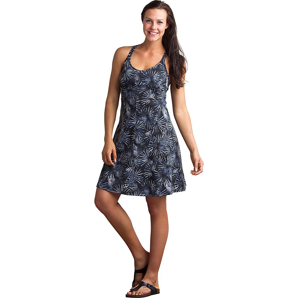 ExOfficio Womens Wanderlux Print Tank Dress M - Carbon - ExOfficio Womens Apparel - Apparel & Footwear, Women's Apparel