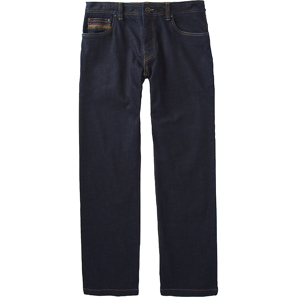 PrAna Axiom Jean - 32 Inseam 32 - Rinse Wash - PrAna Mens Apparel - Apparel & Footwear, Men's Apparel