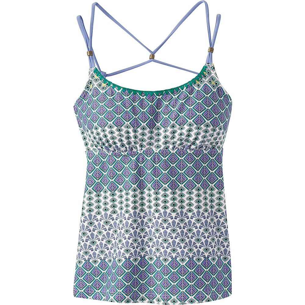 PrAna Azora Swim Tankini XS - Supernova Sevilla - PrAna Womens Apparel - Apparel & Footwear, Women's Apparel