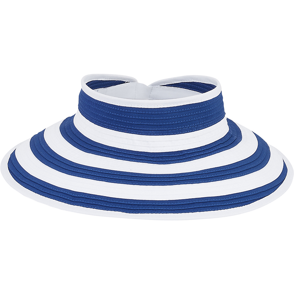 Sun N Sand Roll Up Hat C-Royal Blue - Sun N Sand Hats/Gloves/Scarves - Fashion Accessories, Hats/Gloves/Scarves