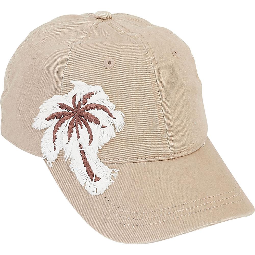 Sun N Sand Breezy Fabrics Hat Natural - Sun N Sand Hats - Fashion Accessories, Hats