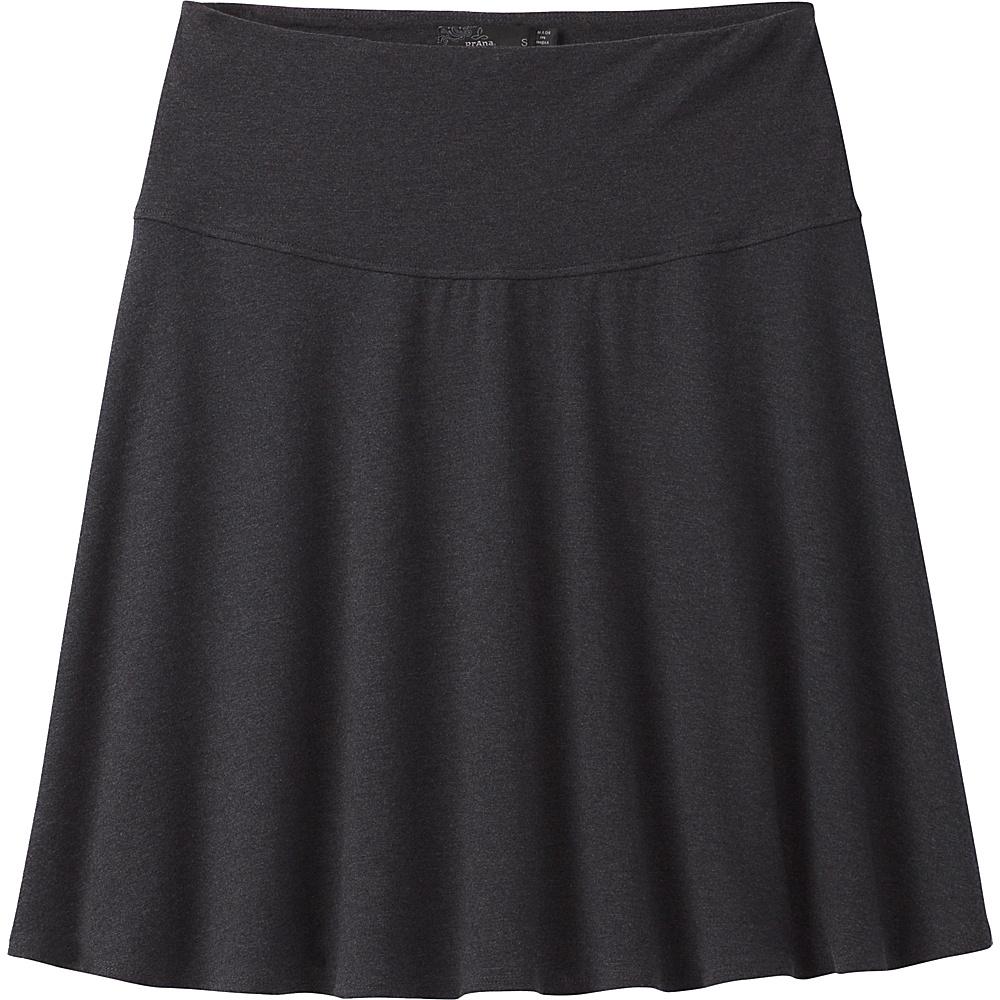 PrAna Taj Skirt S - Black - PrAna Womens Apparel - Apparel & Footwear, Women's Apparel