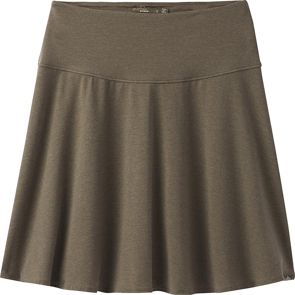 PrAna Taj Skirt L - Cargo Green - PrAna Womens Apparel - Apparel & Footwear, Women's Apparel