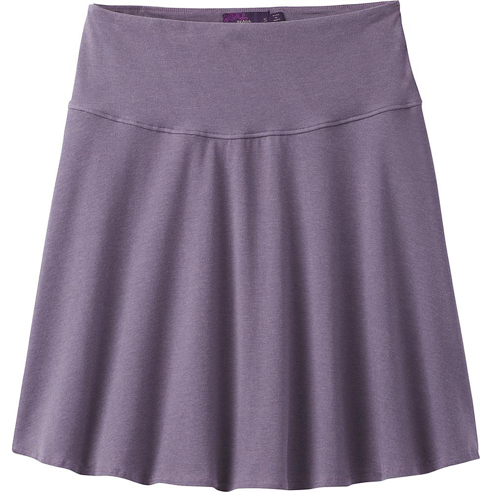 PrAna Taj Skirt XS - Purple Mountain - PrAna Womens Apparel - Apparel & Footwear, Women's Apparel