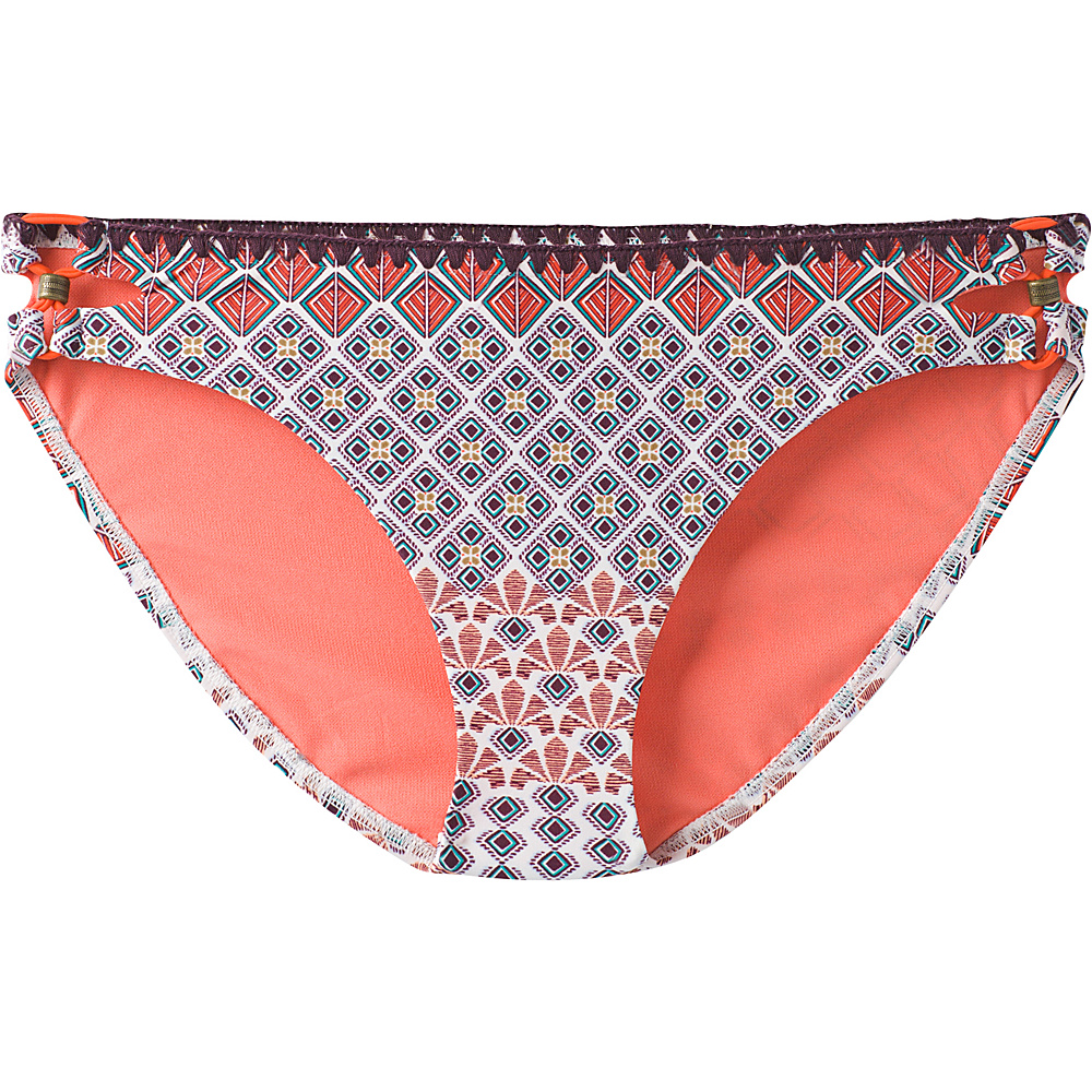 PrAna Stina Swiss Bottom XL - Electric Orange Sevilla - PrAna Womens Apparel - Apparel & Footwear, Women's Apparel
