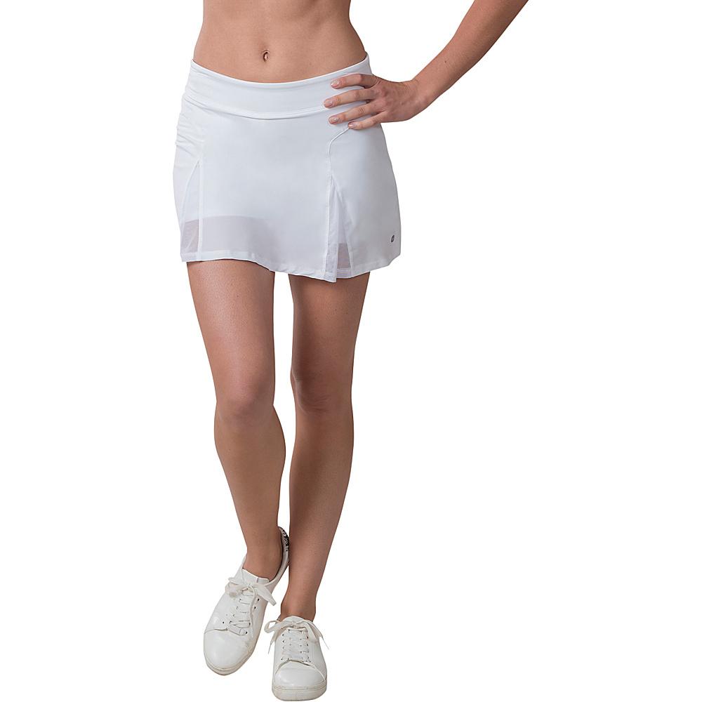 Soybu Marina Skort M - White - Soybu Womens Apparel - Apparel & Footwear, Women's Apparel