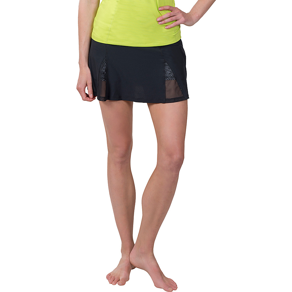 Soybu Marina Skort S - Black - Soybu Womens Apparel - Apparel & Footwear, Women's Apparel