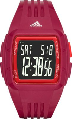 adidas watches Duramo Digital Watch Red - adidas watches Watches
