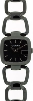 Gucci Watches Women's 125 Series Watch Black - Gucci Watches Watches