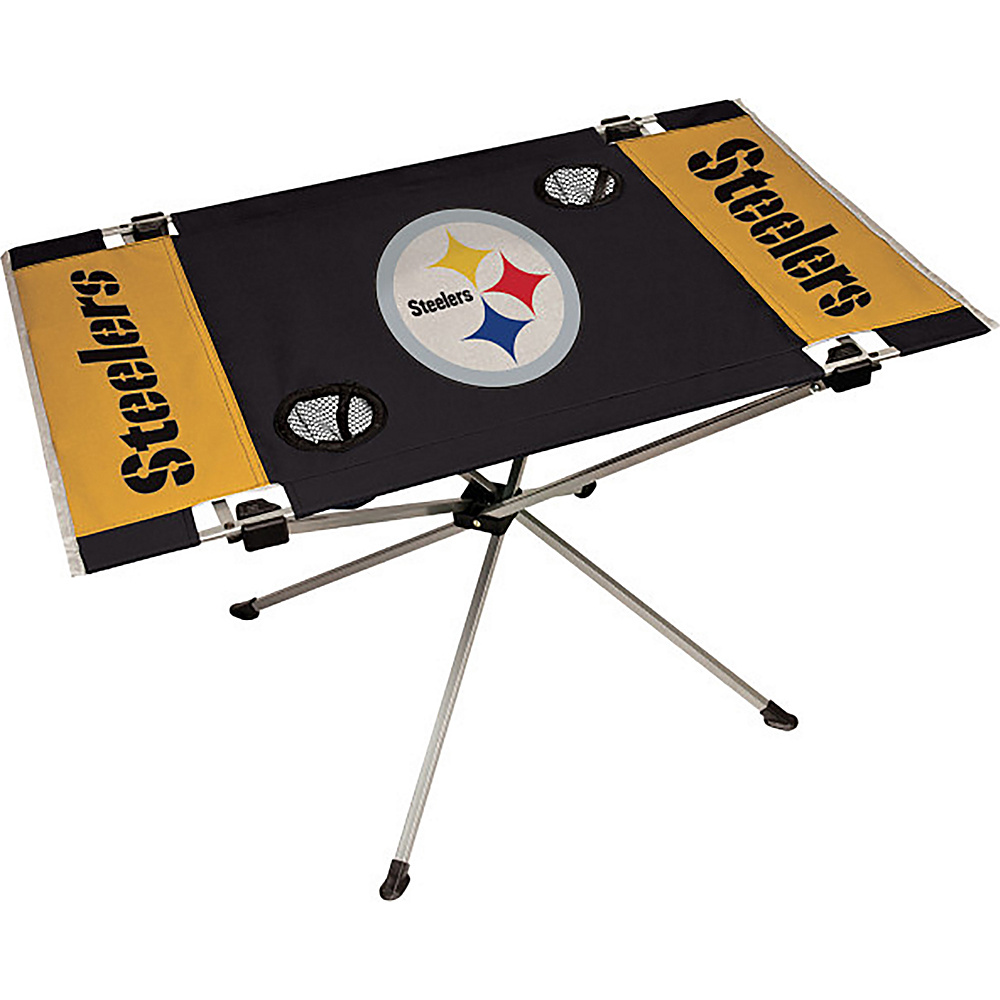 Rawlings Sports NFL Enzone Table Pittsburgh Steelers Rawlings Sports Outdoor Accessories