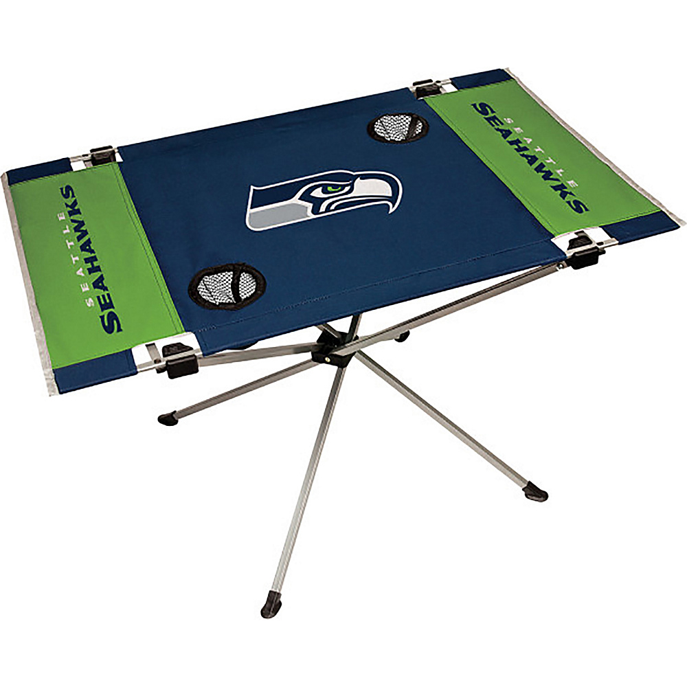 Rawlings Sports NFL Enzone Table Seattle Seahawks Rawlings Sports Outdoor Accessories