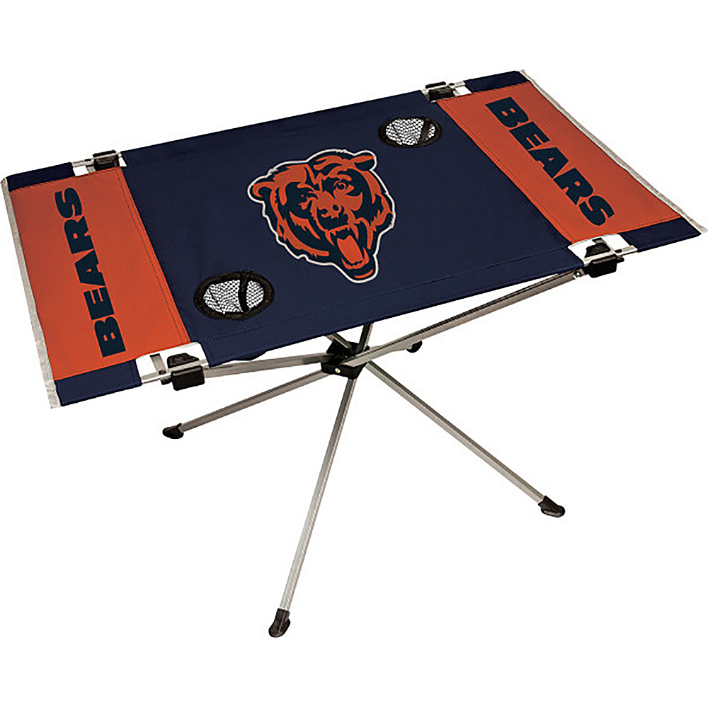 Rawlings Sports NFL Enzone Table Chicago Bears Rawlings Sports Outdoor Accessories