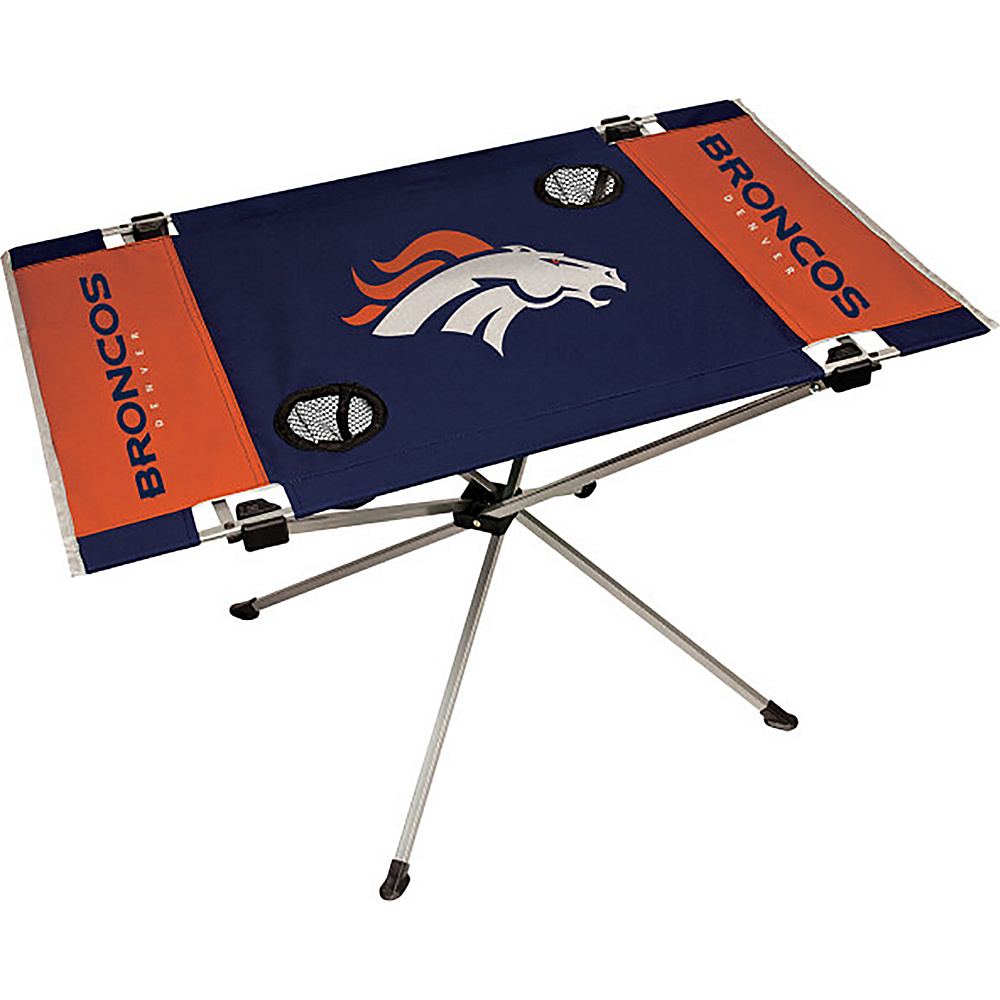 Rawlings Sports NFL Enzone Table Denver Broncos Rawlings Sports Outdoor Accessories