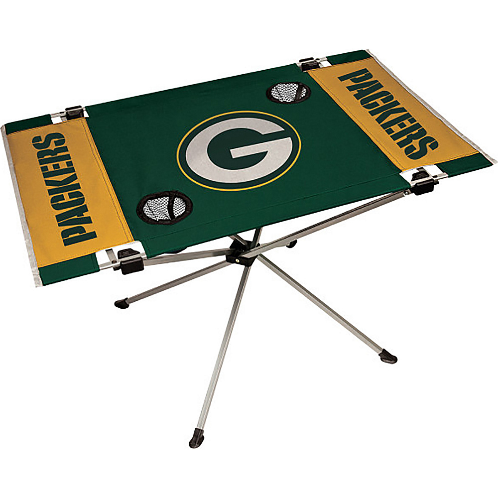 Rawlings Sports NFL Enzone Table Green Bay Packers Rawlings Sports Outdoor Accessories