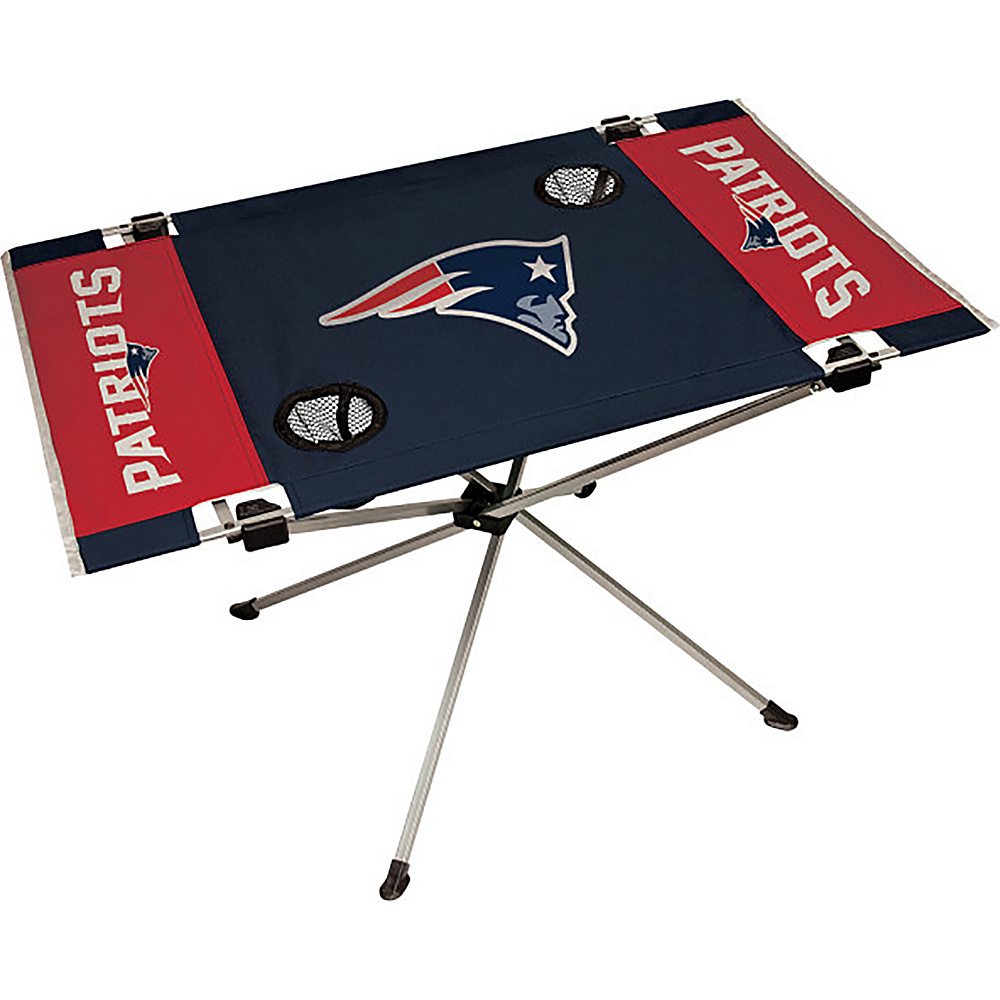 Rawlings Sports NFL Enzone Table New England Patriots Rawlings Sports Outdoor Accessories