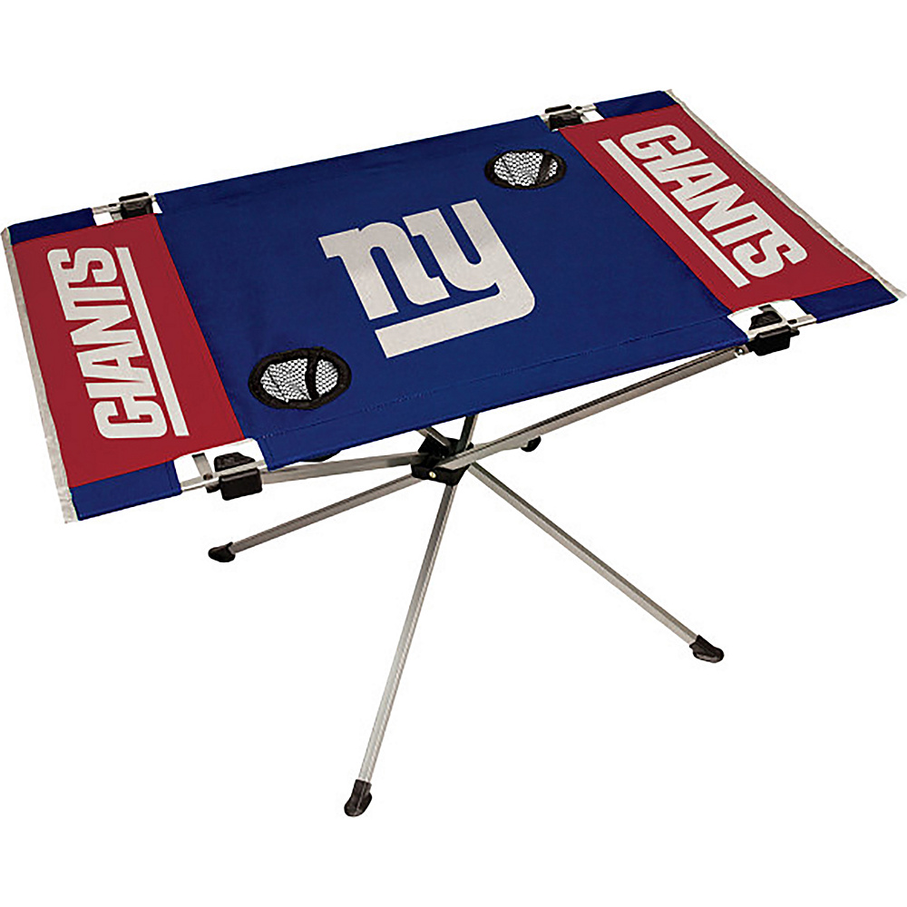 Rawlings Sports NFL Enzone Table New York Giants Rawlings Sports Outdoor Accessories