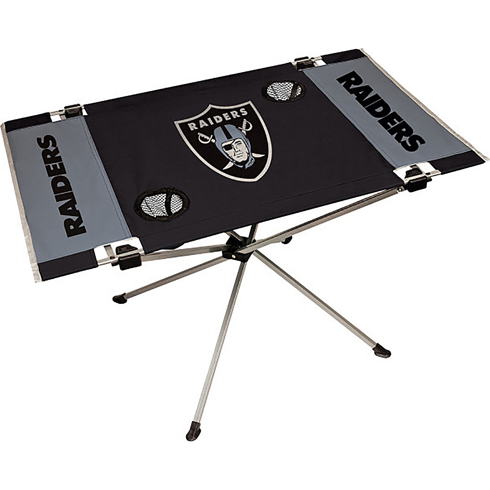 Rawlings Sports NFL Enzone Table Oakland Raiders Rawlings Sports Outdoor Accessories