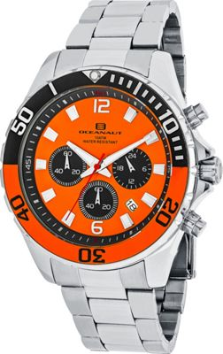 Oceanaut Watches Men's Sevilla Watch Orange - Oceanaut Watches Watches