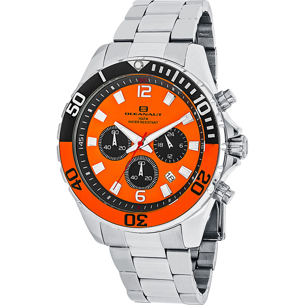 Oceanaut Watches Men s Sevilla Watch Orange Oceanaut Watches Watches