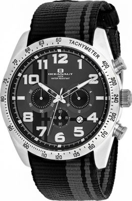 Oceanaut Watches Oceanaut Watches Men's Milano Watch Grey - Oceanaut Watches Watches
