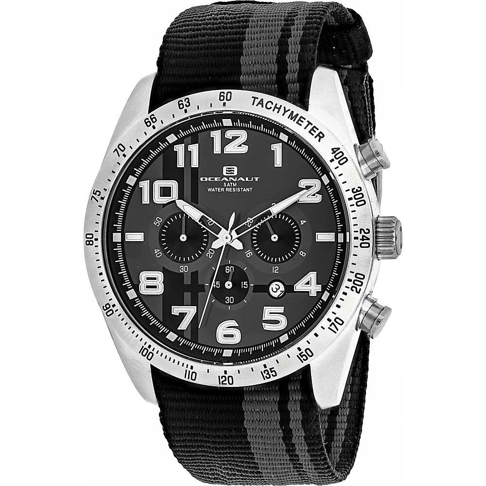 Oceanaut Watches Men s Milano Watch Grey Oceanaut Watches Watches